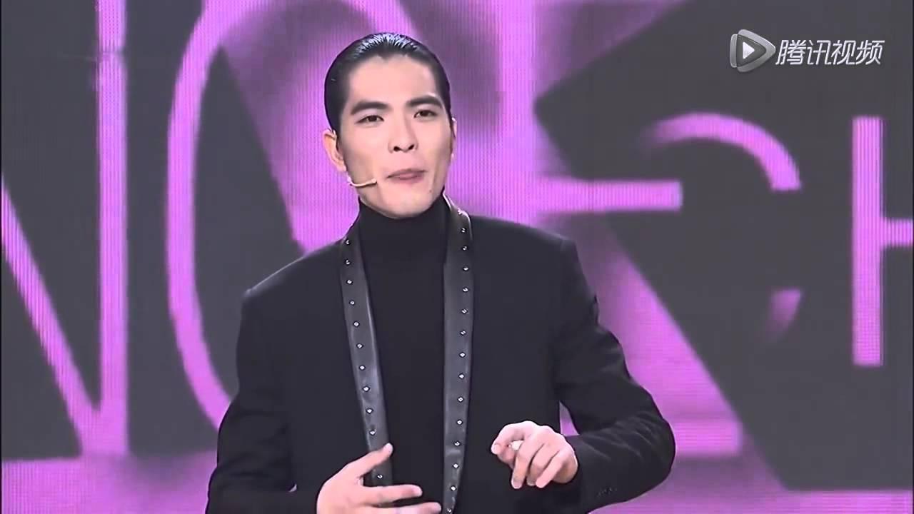 蕭敬騰【給青春一個出口】   20131109北大開講