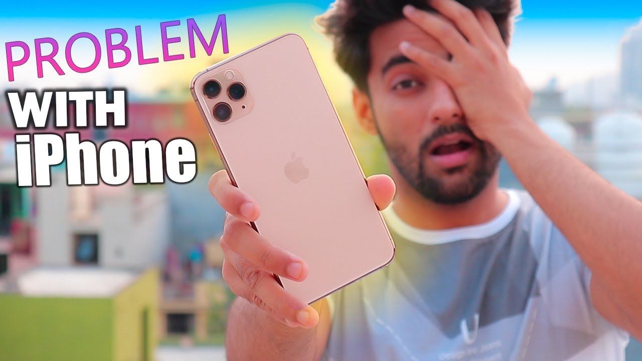 Problems in iPhone for Android User in 2020 !! 🥵