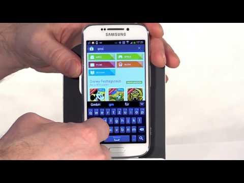 Samsung Galaxy S4 Zoom - 10 Email, Office, Whatsapp und Facebook