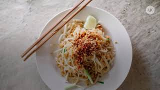 What is pad thai?