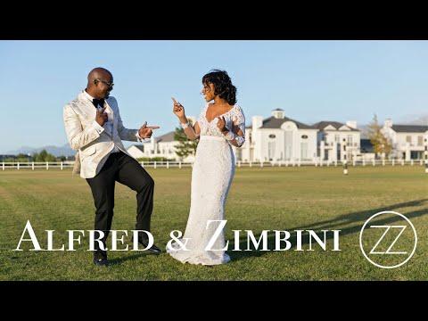 Alfred & Zimbini Stunning African Wedding - Zarazoo Cine
