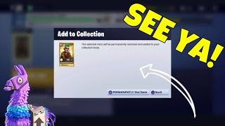 Fortnite - GOODBYE MYTHIC HERO! | COLLECTION BOOK | #7 | SAVE THE WORLD