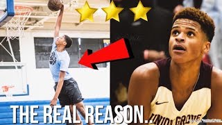 The REAL Reason Why Shaqir O'Neal Is Only A 3 Star Player... | Crossroads To Union Grove
