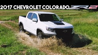 All-New 2017 Chevrolet Colorado ZR2 Overview @ Dan Cummins Chevrolet/ Buick #9467
