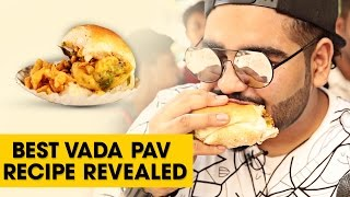 mumbai vada pav recipe How To Make