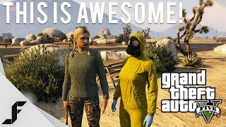 This is Awesome! - Grand Theft Auto 5 PC Gameplay