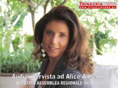 Alice Anselmo (audiointervista)