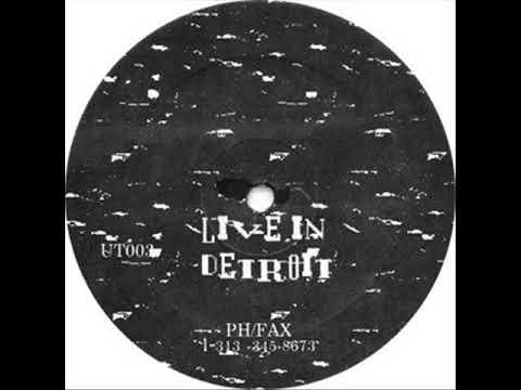 Terrance Dixon - Live In Detroit - A1