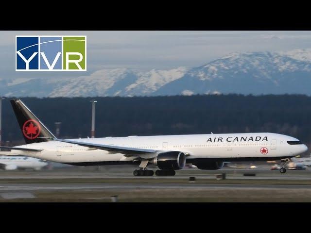 Vancouver (YVR) Departures