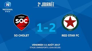 Cholet vs Red Star full match