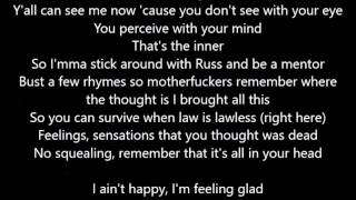 Gorillaz - Clint Eastwood - Scrolling Lyrics