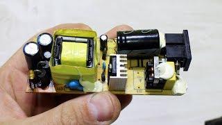 Ремонт імпульсного блоку живлення. Заміна ШИМконтроллера SG6859ATZ SSOT6 [© Ігор Шурар 2017]