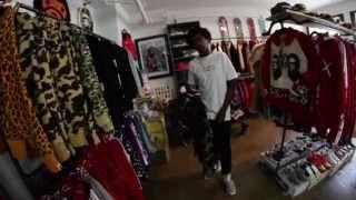 Trip to LA vlog #5 / 3peatLA , Supreme