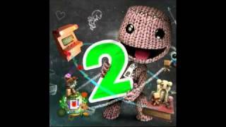 OST Little Big Planet 2 : Röyksopp - Vision One (Instrumental)