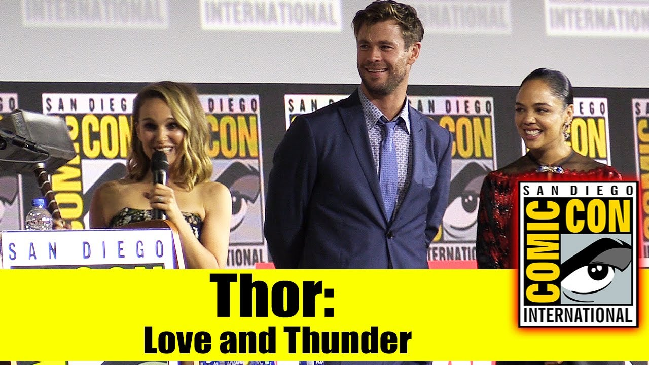 If This Is True Thor Love And Thunder Will Be Less Fun