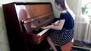 Бумер- не плачь на пианино( кавер)