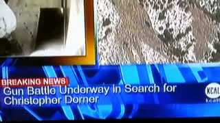 "Police Audio From Dorner Siege: ""burn This Motherfucker"""