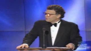 The New York Friars Club Roast of Chevy Chase, Roastmaster Paul Shaffer 2002 - Official