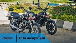 Bajaj Avenger Street 220, Cruise 220 Review | MotorBeam