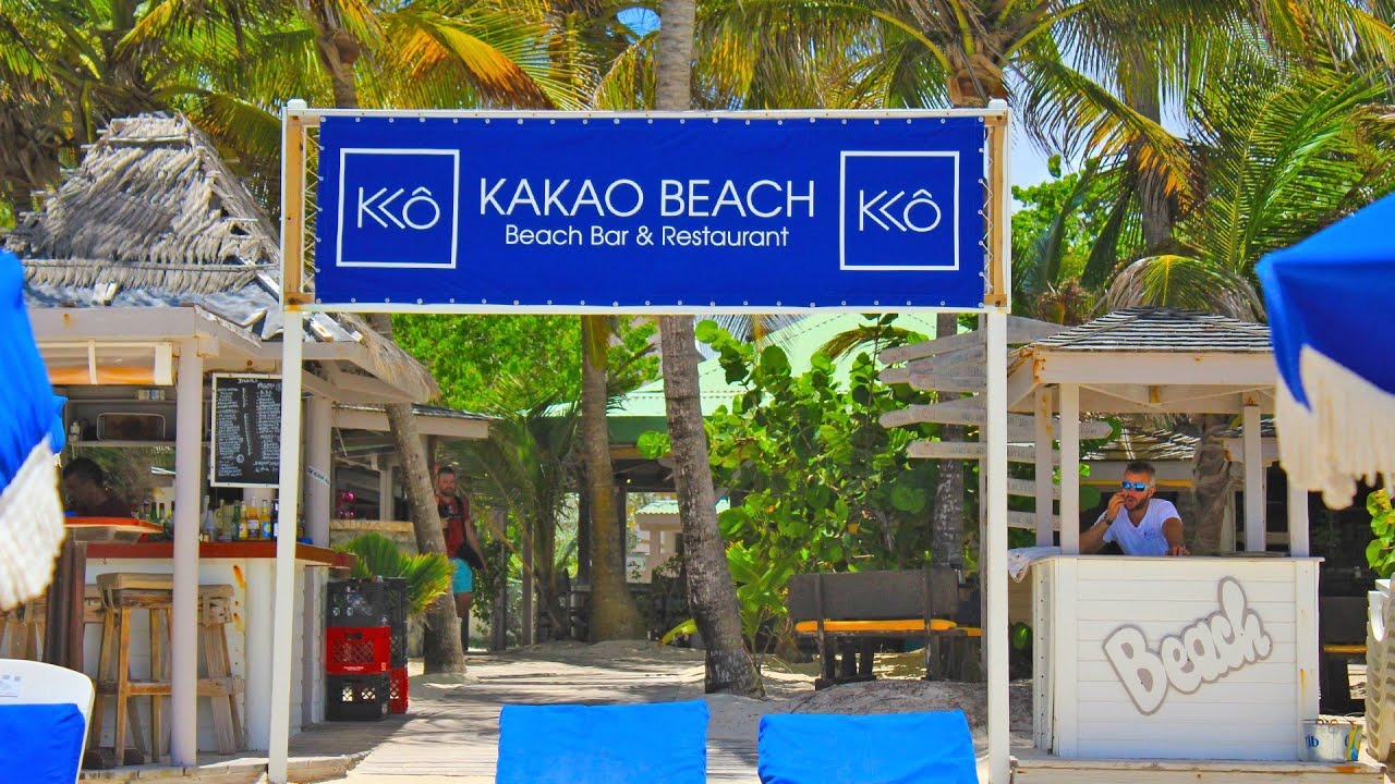 restaurant spotlight kakao beach bar youtube. Black Bedroom Furniture Sets. Home Design Ideas