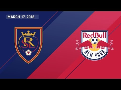 HIGHLIGHTS: Real Salt Lake vs. New York Red Bulls | March 17, 2018