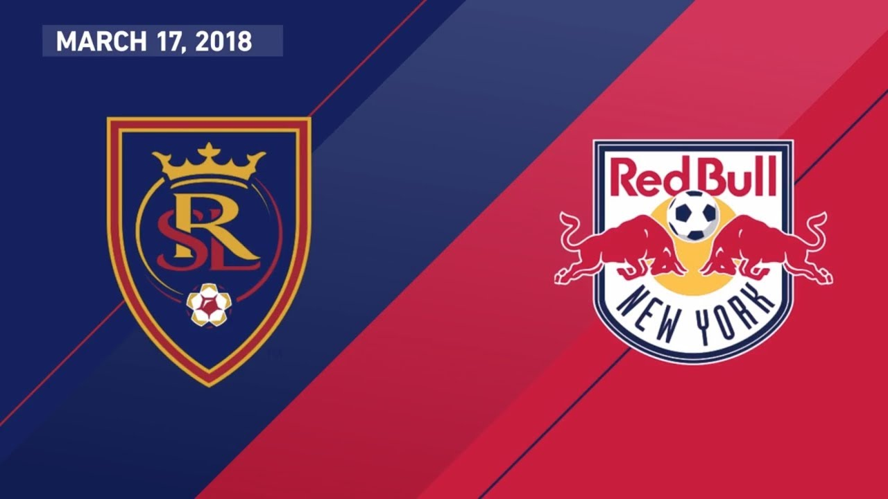 HIGHLIGHTS: Real Salt Lake vs. New York Red Bulls | March 17, 2018