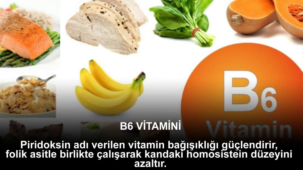 B Vitamini Nelere İyi Gelir
