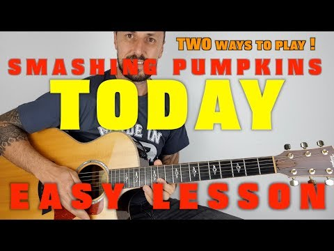 How to play Smashing Pumpkins Today