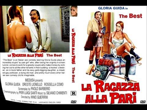 (Italy 1976) S.Chimenti & E.Pieranunzi – Au-Pair Girl