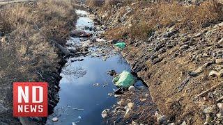 Власти не знают, куда деть ядовитый фильтрат с городской свалки