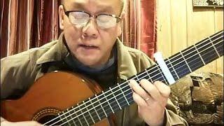 Tôi Với Trời Bơ Vơ (Tùng Giang) - Guitar Cover by Hoàng Bảo Tuấn
