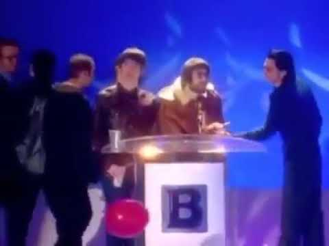 Oasis | Brit Awards 1996 | SHITLIFE!