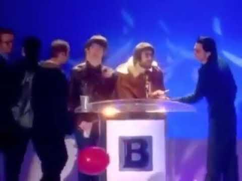Oasis | Brit Awards 1996 | SHITLIFE!