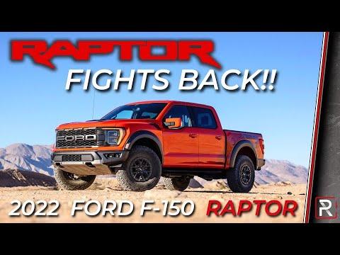2022 Ford F-150 Raptor – Redline: First Look