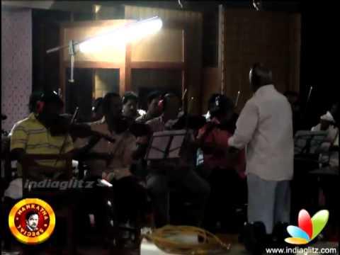 Mankatha Live Re-recording - Yuvan Shankar Raja