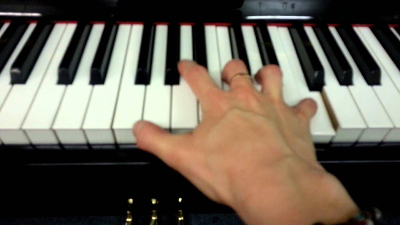F major broken chord on piano 4 note pattern right hand youtube f major broken chord on piano 4 note pattern right hand hexwebz Images