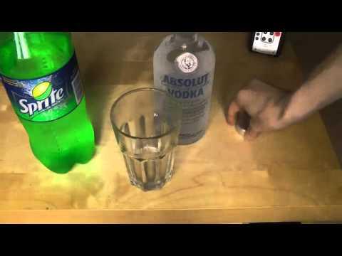 Vodka + Sprite