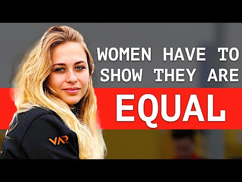 Women Have to Show They Are Equal - Hamilton & Schumacher Dominated Because of Their Cars