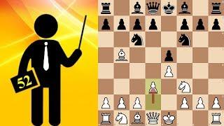Ruy Lopez, Berlin Defense w/ 4.d3 - Standard chess #52