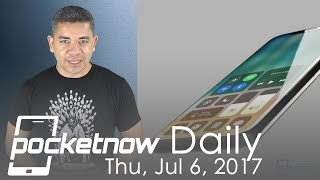 iPhone display plans, Nokia Zeiss camera partnership & more   Pocketnow Daily