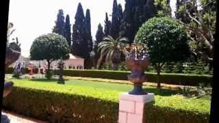 Израиль, Хайфа, Бахайские сады(Израиль, Хайфа, Бахайские сады., 2013-05-20T20:20:12.000Z)