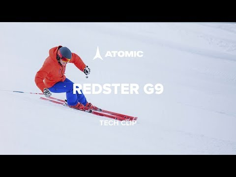 Atomic Redster G9 with Servotec | Tech Clip