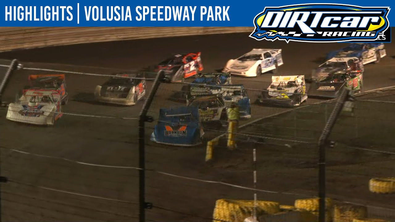 Sunshine Nationals at Volusia Speedway Park January 16th, 2020 | HIGHLIGHTS