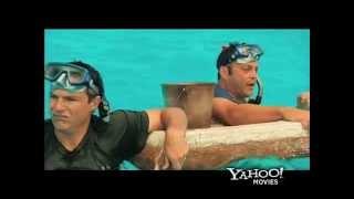 Sean Phillips interviews the cast of Couples Retreat from Bora Bora