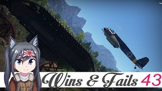 War Thunder: Wins 'n' Fails 43