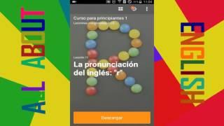 Descarga Super Aplicacion PREMIUM para aprender y practicar INGLES GRATIS
