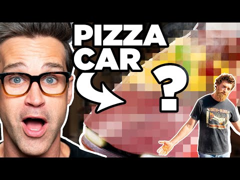 Can We Turn A Car Into A Pizza?