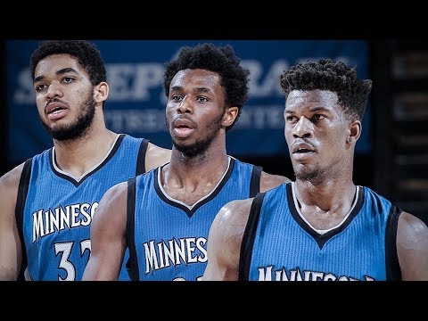 Jimmy Butler Traded to the Timberwolves! Big 3 in the Making?