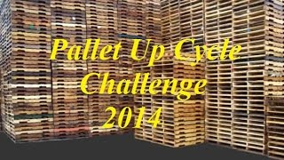 Pallet Up Cycle Challenge, The Winners Are....