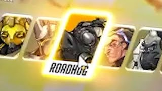 roadhog domination (Overwatch)